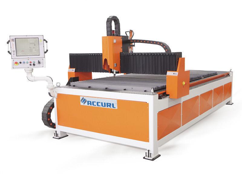 Գազի աղբյուր CNC պլազմային կտրող մեքենա